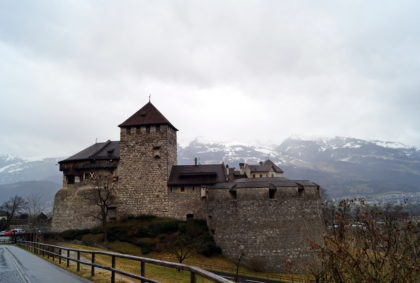 Liechtenstein praktycznie: atrakcje w Vaduz i ceny