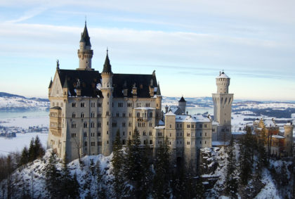 Visiting Neuschwanstein – the castle of the Mad King