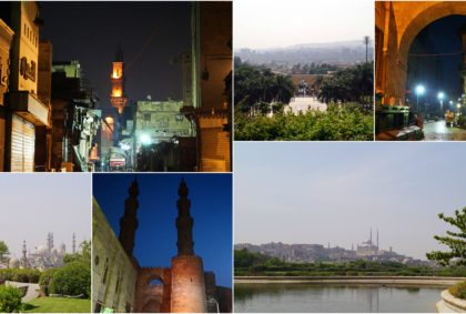Old Cairo – the city of a thousand minarets