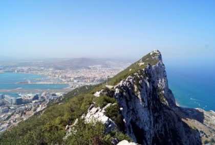 Gibraltar practical information: crossing the border and sightseeing