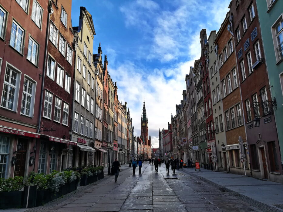 Gdańsk for weekend – what to see in 3 days