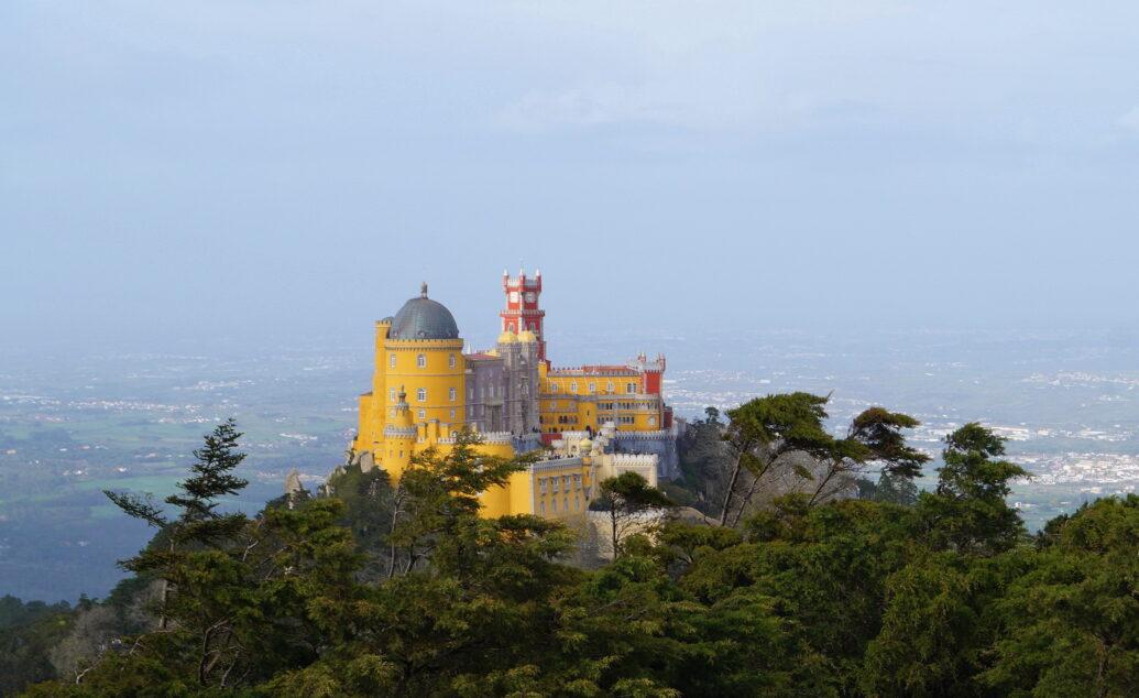 Sintra – plan wyjazdu i informacje praktyczne
