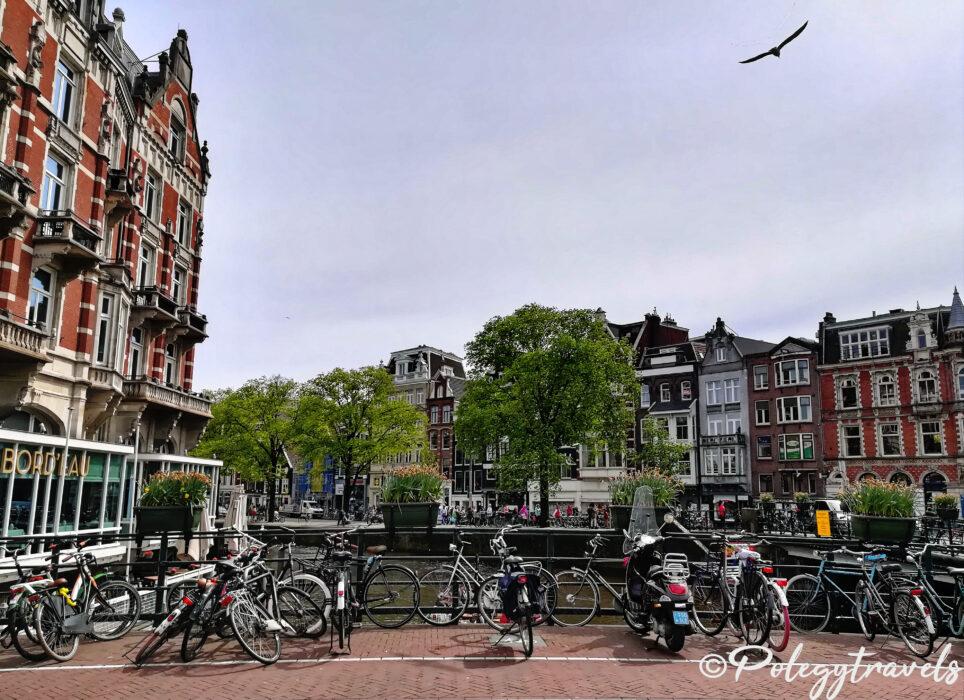 Amsterdam w 1 dzień – co zobaczyć?