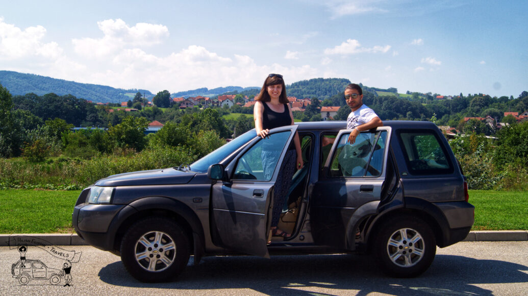 Balkans by car – border crossings and necessary documents