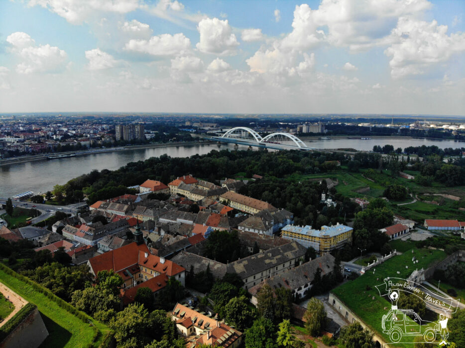 What to do in Novi Sad? Places you should see and map of attractions